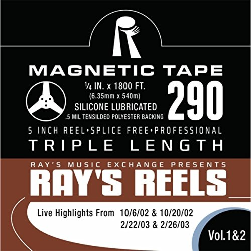 Ray's Reels, Vol. 1 & 2 (1 Reel 2)