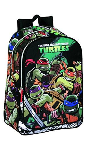 Tortues Ninja – Grand sac à dos 43 x 30 cm (Montichelvo 21244)