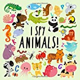 Best Books For A 2 Year Olds - I Spy - Animals!: A Fun Guessing Game Review