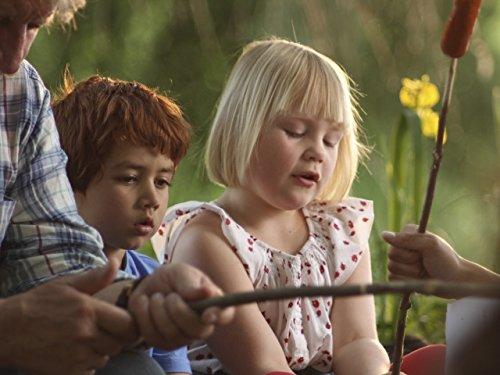 Casper und Emma gehen angeln