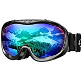 Best lente de gafas - ENKEEO Gafas de Esquí Lente Doble Anti-Vaho 100% Review