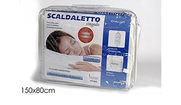 SCALDALETTO SINGOLO 60W 150X80 CM