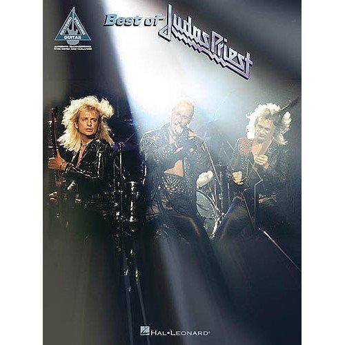 Descargar Libro Best Of Judas Priest: Guitar Recorded Versions. Partituras para Acorde de Guitarra(Símbolos de los Acordes) de Unknown