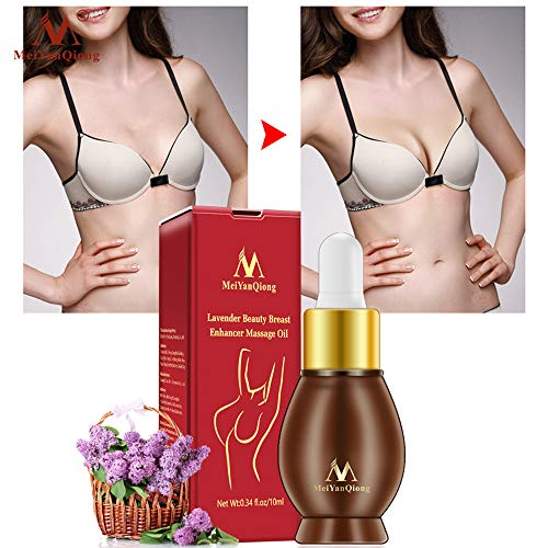 Die Brustvergrößerung erhöht schnell das natürliche ätherische Öl für die Brustpflege Lavendel-Brustvergrößerungsöl 10 ml