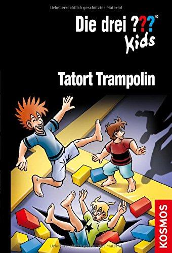 Preisvergleich Produktbild Die drei  Kids, 71, Tatort Trampolin