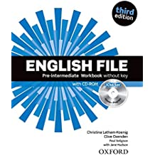 English File Pre-Intermediaire Workbook and iChecker pack