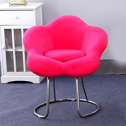 Folding chair LVZAIXI Moderner Gewebe-Aufenthaltsraum-Stuhl/reizender Balkon-Stuhl-/zufälliger...