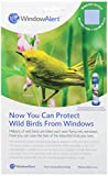 Square Decal help prevent wild birds from...