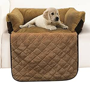 Pet Parade Sofa Pet Bed for Cats, Puppies and Small Dogs