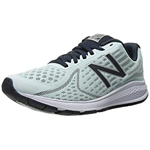 New Balance Mujer Vazee Rush v2 Running Shoe, Mint/Grey
