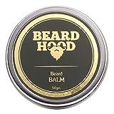 Best Beard Balm & Beard Waxes - Beardhood 100% Natural Beard Balm 50g Review