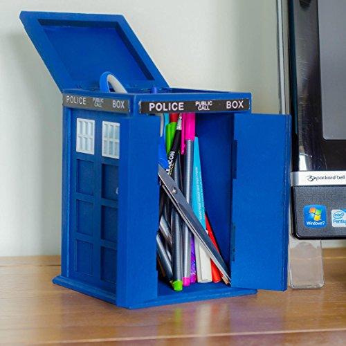 Dr Who Doctor Who Tardis Schreibtisch Tidy