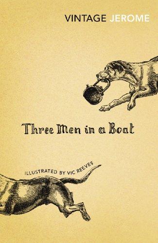 Three Men in a Boat (Vintage Classics) por Jerome K. Jerome