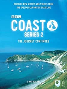 Coast 2 - BBC Series 2 (New Packaging) [DVD] [2005]