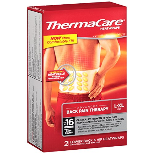 thermacare-lower-back-hip-heat-wraps-large-xl-2-count-boxes-pack-of-3-by-thermacare