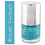 DeBelle Gel Nail Lacquer Turquoise Blue ...