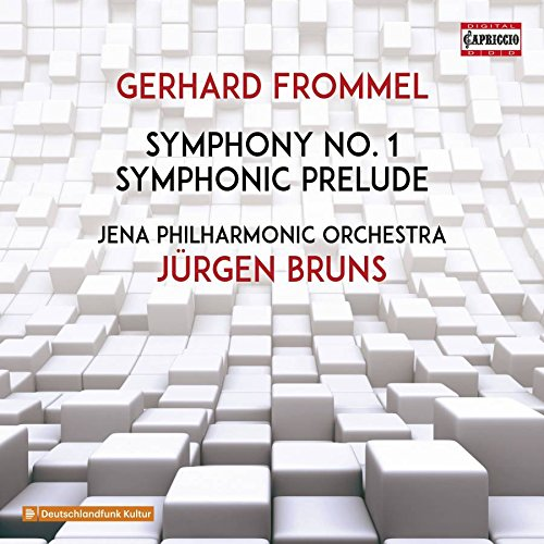 Symphonie n°1 / Prélude Symphonique pour Orchestre