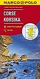 MARCO POLO Karte Korsika 1:150 000: Wegenkaart 1:150 000 (MARCO POLO Karten 1:200.000) -