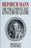 Die Vollendung des Königs Henri Quatre: Roman - Heinrich Mann