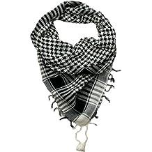 Lovarzi Keffieh Foulard Palestinien - Chic et souple écharpe pour Homme et  Femme ba441c9ff25