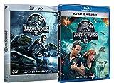 Jurassic World: Il Regno Distrutto - (Blu Ray 3D) (2 Film Blu Ray) Edizione Italiana
