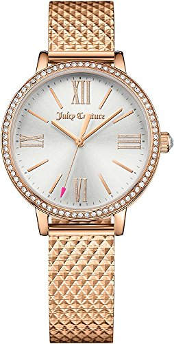 Juicy Couture Womans Socialite Rose Gold 1901614