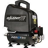 Aerotec Druckluft-Kompressor 6 l Vento Silent 6
