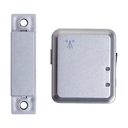 GSM Home Tür Wireless Sicherheit Zugang Alarm Stimme/Vibration/Magnetischer Trigger Echtzeit Tracking Alarm System