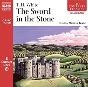 White, t.h. the sword in the stone