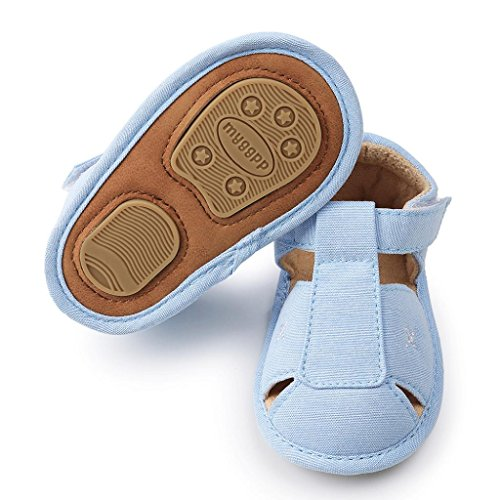 Logobeing Bebe Recien Nacido Verano Sandalias Zapato Casual Zapatos Sneaker Antideslizante Suela Suave...