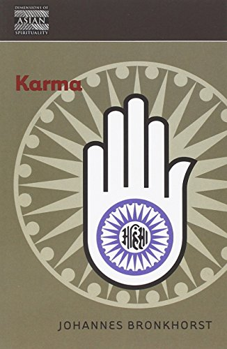 Karma (Dimensions of Asian Spirituality) por Johannes Bronkhorst