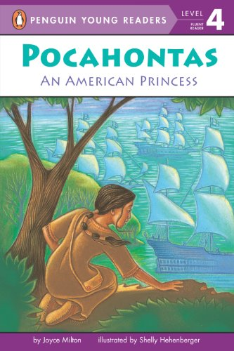 Pocahontas: An American Princess (Penguin Young Readers, Level 4) (English Edition) -