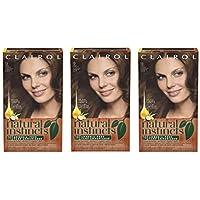 Clairol istinto naturale per capelli color 1Kit (Confezione da 3)