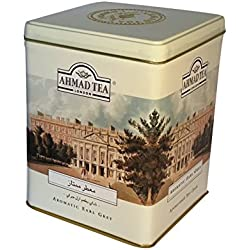 Schwarztee Mischung 500g Orientbazar24® in Earl Grey in Geschenkdosen von Ahmad Tea