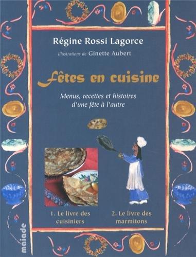 Fêtes en cuisine : 2 volumes