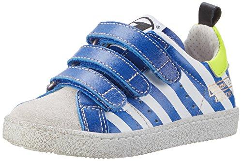 Momino 3455ns, chaussons d'intérieur mixte enfant Blau (Roccia)