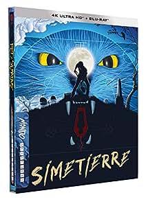 Simetierre [4K Ultra HD + Blu-ray - Édition boîtier SteelBook]