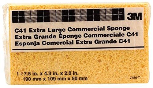 3M Extra große Kommerzielle Schwämme C417456-t (Großer Schwamm)