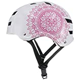 Skullcap Casco BMX - Casco Skate - Casco Bici, Talla: M (55 – 58 cm), Design:...