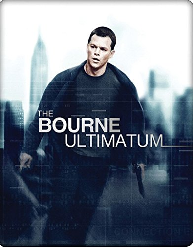 The Bourne Ultimatum - Futureshop Exclusive Limited Edition Steelbook (Blu-ray + DVD + Digital Copy) [Import]