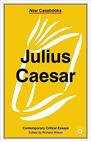 Julius Caesar (New Casebooks)