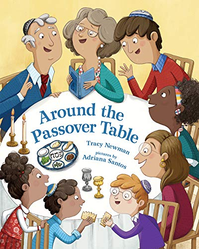 Around the Passover Table (English Edition)