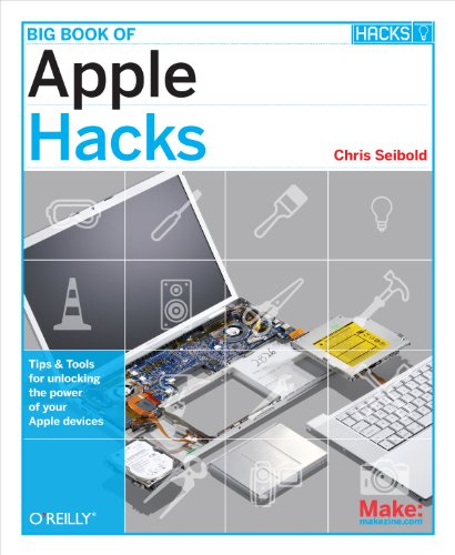 Big Book of Apple Hacks: Tips & Tools for unlocking the power of your Apple devices (English Edition)