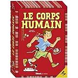 Coffret Le corps humain : 1 livre + 1 jeu