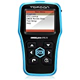 OBD2 Scanner, Topdon Professional Auto Scanner Car Diagnostic Scan Tool Universal Car Engine Fault Code Reader OBD2 Full Function with Mode 6 for OBDII Standard Vehicle (Plus)