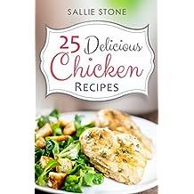 25 Delicious Chicken Recipes