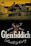 Glenfiddich Single Malt Scotch Whisky distillerie distillary etikett alkohol metal sign deko sign projekt blech