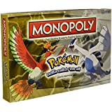 Monopoly - Pokémon (Johto Edition) USA Version