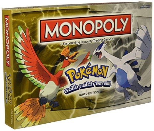MONOPOLY Pokémon: Johto Edition