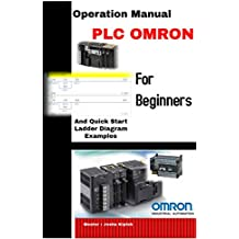 Operation Manual PLC Omron And Quick Start Ladder Diagram Examples For Beginner (English Edition)